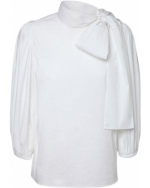 Рубашка в полоску под запонки Red Valentino