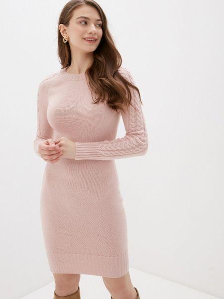 Платье - розовое Happychoice