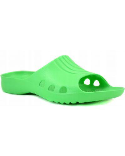 Zielone klapki Lemigo