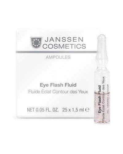Сыворотка для кожи вокруг глаз кожаный увлажняющий Janssen