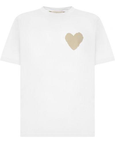 Biała t-shirt Haikure