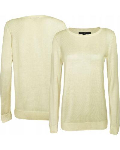Klasyczny sweter z akrylu z długimi rękawami Banana Republic