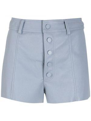 Синие шорты на пуговицах Nk