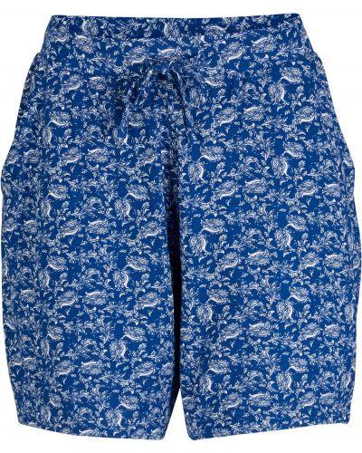 Бермуды - голубые Bonprix