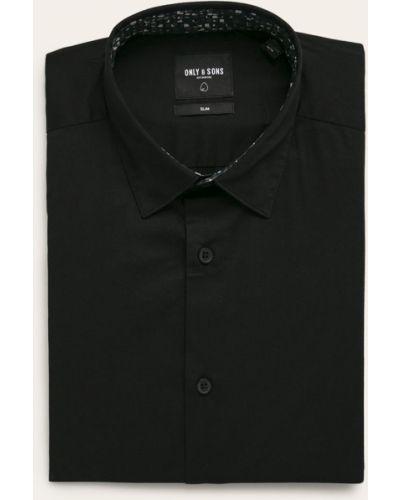 Klasyczny koszula z kołnierzem z mankietami Only & Sons