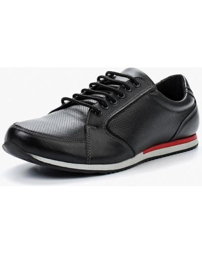 Кроссовки черные Bekerandmiller