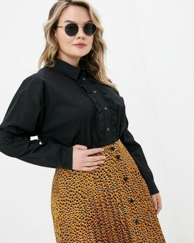 Черная рубашка Balsako