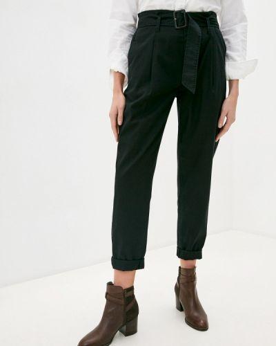 Повседневные черные брюки Polo Ralph Lauren