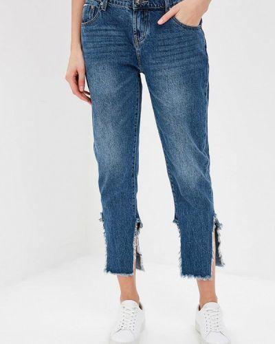 Синие джинсы бойфренды One Teaspoon