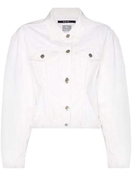 Джинсовая куртка на пуговицах Ksubi