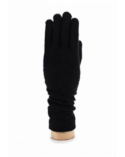 Черные перчатки Piazza Italia