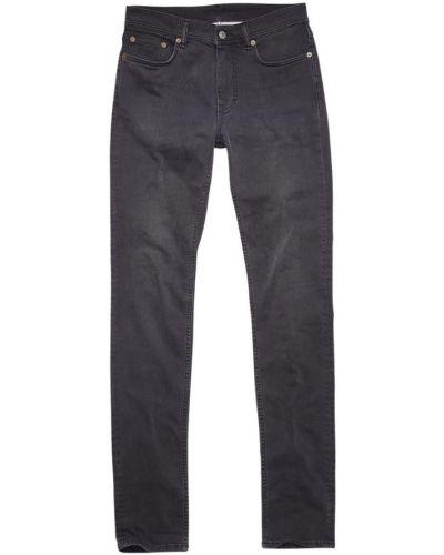Czarne jeansy Acne Studios