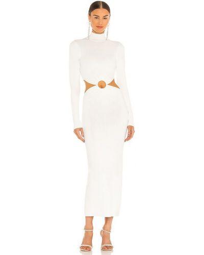 Вечернее платье классическое - белое Ronny Kobo