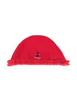 Шляпа красный Familiar