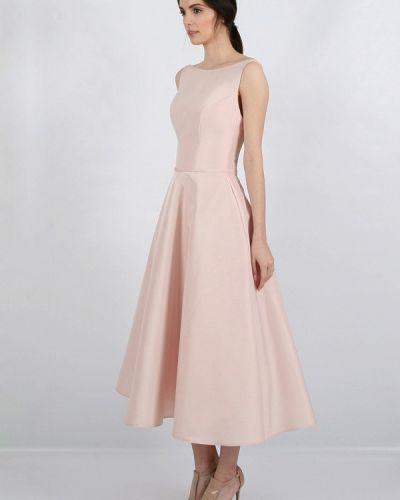 Вечернее платье розовое Miodress