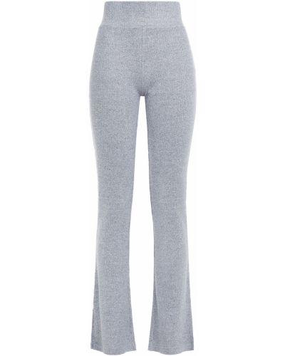 Spodnie prążkowane - szare Rag & Bone