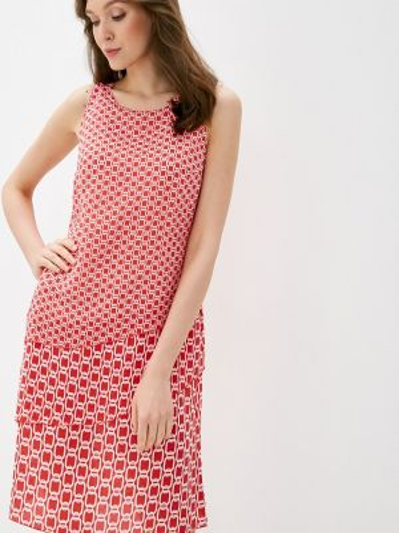 Платье - красное Taifun