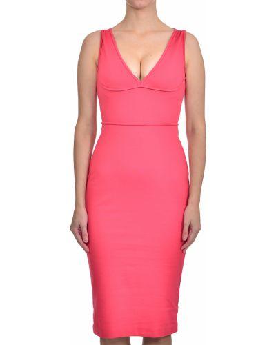 Розовое платье Dsquared2