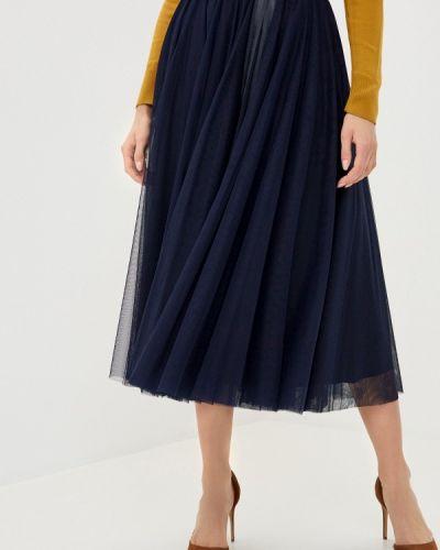 Синяя юбка свободного кроя Joop!