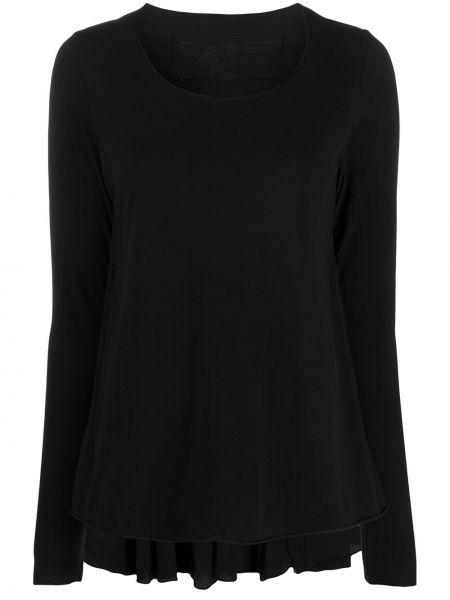 Хлопковая футболка - черная Rundholz