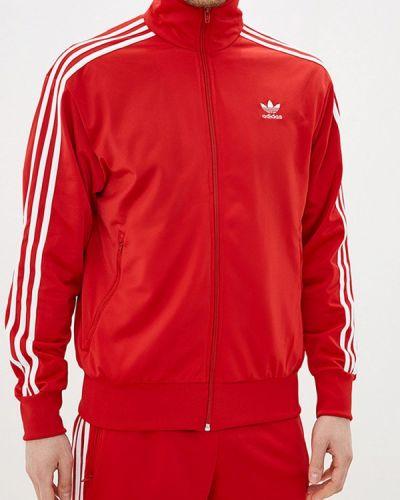 Толстовка красный Adidas Originals