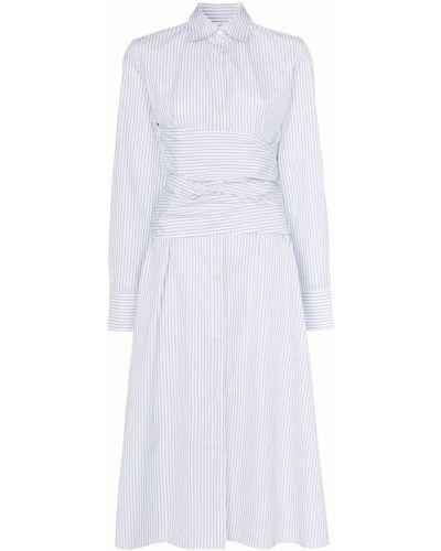 Однобортное платье Wright Le Chapelain