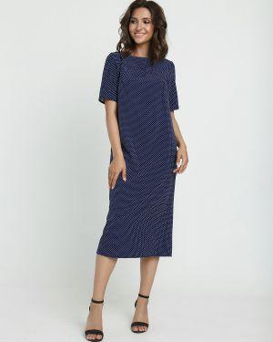 Платье миди с поясом платье-сарафан Mariko