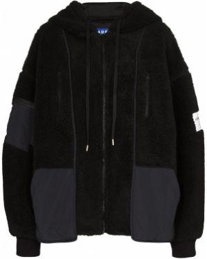 Нейлоновая черная куртка Ader Error