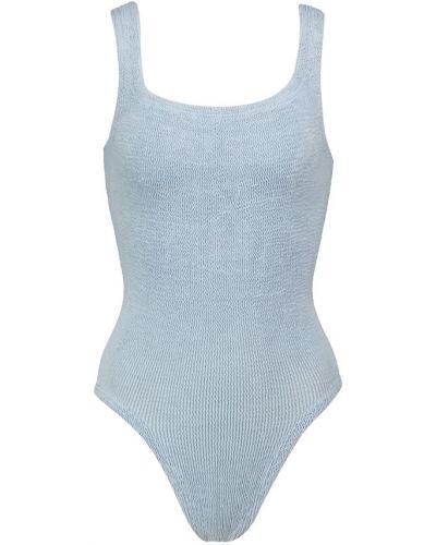 Niebieski strój kąpielowy Hunza G