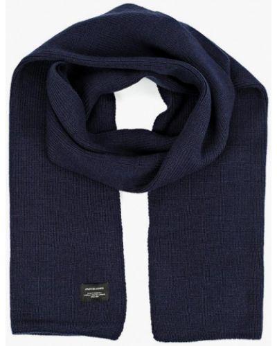 Синий шарф Jack & Jones
