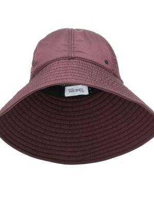 Сиреневая шапка Maison Michel