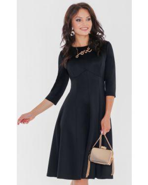Вечернее платье платье-сарафан с кокеткой Dstrend