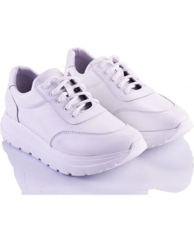 Белые кроссовки Marco Piero