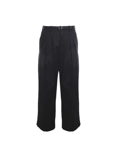 Czarne spodnie Jw Anderson