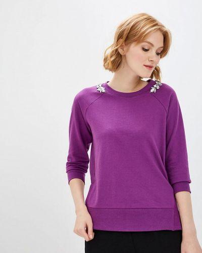Фиолетовый свитшот Modis