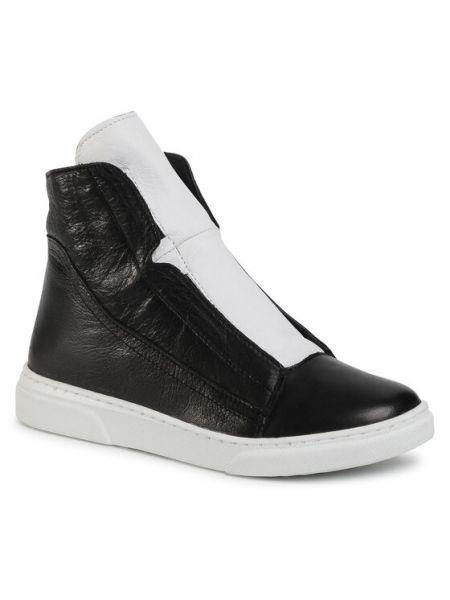 Sneakersy - czarne Sergio Bardi