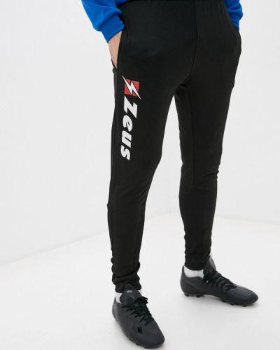 Спортивные брюки - черные Zeus