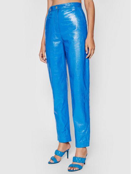 Niebieskie spodnie Remain