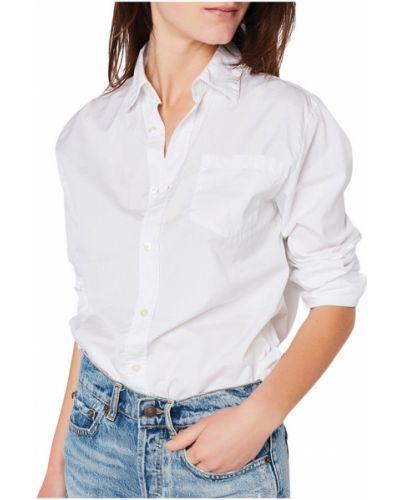 Biała koszula nocna New Jersey Paris