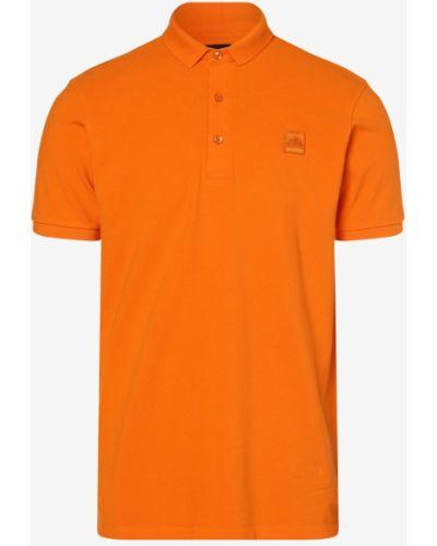 T-shirt - pomarańczowa Ellesse