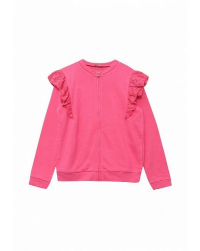 Толстовка розовый United Colors Of Benetton
