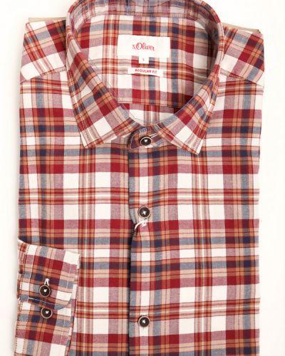 Рубашка с длинным рукавом с длинными рукавами S.oliver
