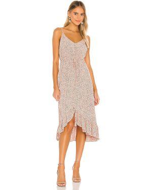 Sukienka midi bodycon dla wysokich kobiet Rails