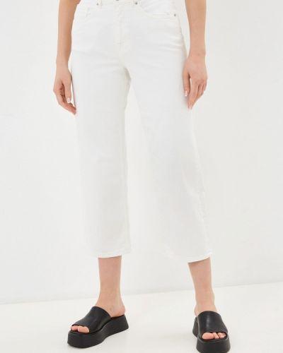 Широкие джинсы - белые Ichi