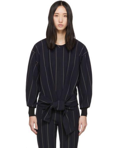Пуловер с аппликацией из вискозы 3.1 Phillip Lim