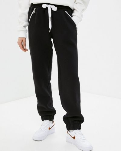 Черные спортивные брюки Duckystyle