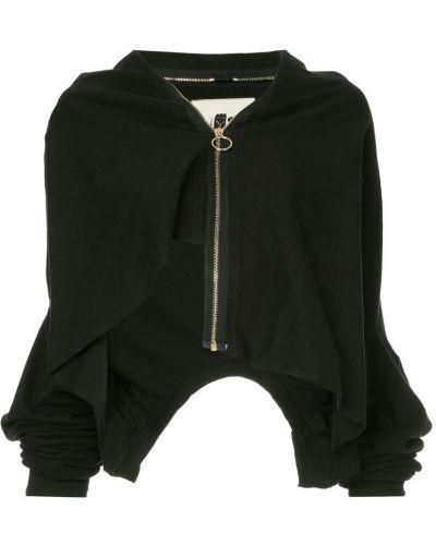 Черная куртка Aganovich
