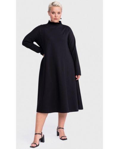 Платье - черное W&b