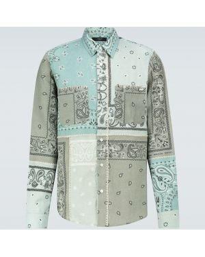 Koszula klasyczna długa puchaty Amiri