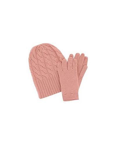 Перчатки розовый Not Shy